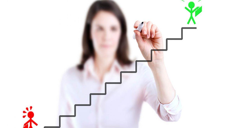 שלבים מומלצים בשינוי קריירה או דיוק של קריירה